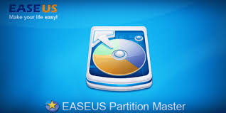 برنامج EaseUS Partition Master